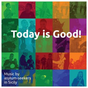 Today is Good! CD cover